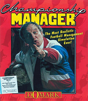 Championship Manager Coverart