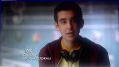 Jax confessional season 1 episode 21