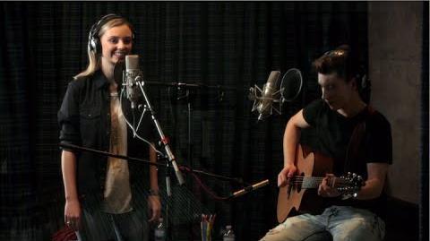 "Backstage Episode 6 Exclusive Song - Alya & Miles ""Dig Deep"""