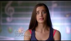 Bianca confessional season 1 episode 30
