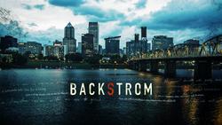 Backstrom title card