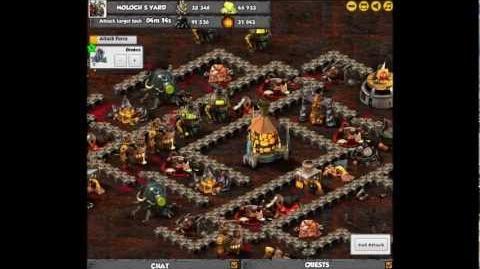 Backyard Monsters Inferno Grokus Gameplay