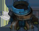 Outpost Defender Destroyed