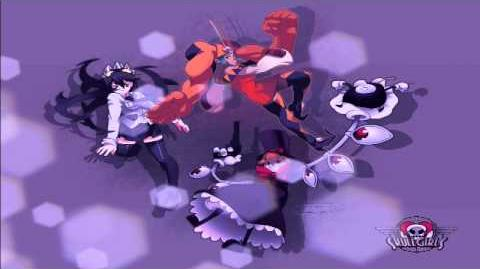 Skullgirls Soundtrack - Anti-Skull Girls Labs Paved With Good Intentions ~ HD ~