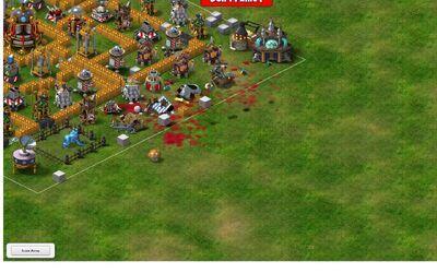 Bunker attack
