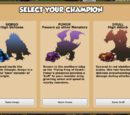 How to care for your Champion Monster