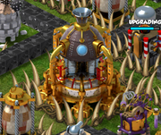 Level 9 Full Fortifieded Town Hall