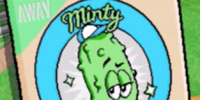 Minty Pickles