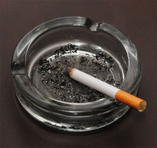 Jdzi cigarette ashtray