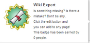 Wiki Expert (req hover)