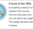 Vriend van de wiki