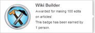 Wiki Builder (earned hover)