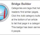 Constructeur de ponts