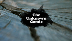 The Unknown Comic