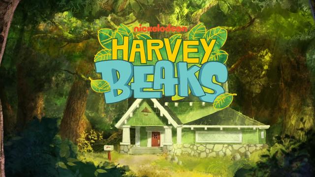 File:Harvey Beaks Show Title Card.png