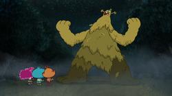 Fogbark Monster