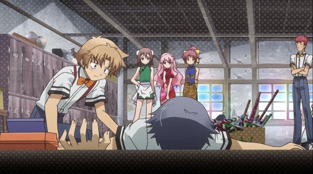 File:Matsuri-Kouta fainted.jpg