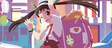 Mayoi anime vofan