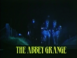 SHG title card The Abbey Grange