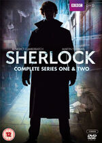 Sherlock Series 1 and 2 DVD