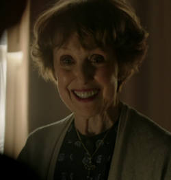 Mrs Hudson The Empty Hearse