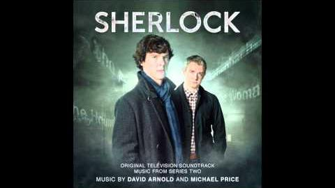 BBC - Sherlock Series 2 Original Television Soundtrack - Track 13 - The Lab