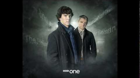 SHERLOCK - 13 Crates of Books (Series 1 Soundtrack)