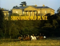 SHG title card Shoscombe Old Place