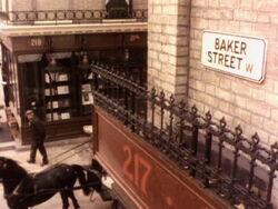 Sherlock Holmes (Granada) Baker Street intro