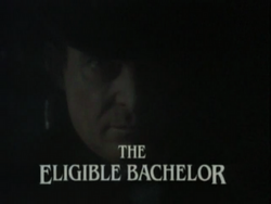 SHG title card The Elligible Bachelor