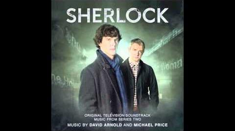 Sherlocked - Sherlock Series 2 Soundtrack