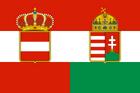 Flag of Austria-Hungary