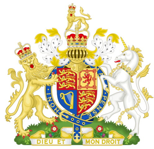 File:Coat of Arms United Kingdom.png