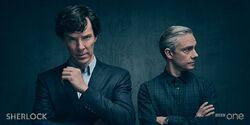 Sherlock series 4 promo