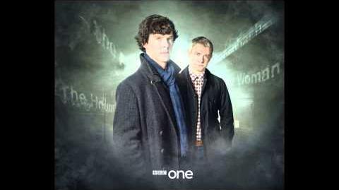 SHERLOCK - 19 Final Act (Series 1 Soundtrack)