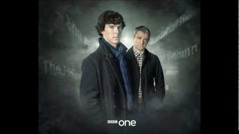 SHERLOCK - 01 Opening Titles (Series 1 Soundtrack)