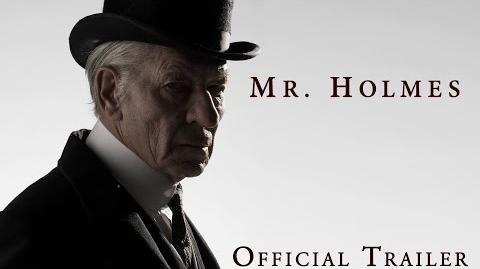 Official Mr. Holmes US Trailer In Theaters July 17