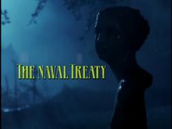 SHG title card The Naval Treaty
