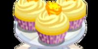 Citrine Cupcake