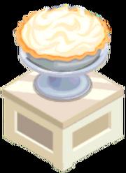 Oven-Lemon Meringue Pie