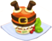 File:Santa's Oven-Claus Cupcake plate.png