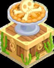Pirate Peach Pie