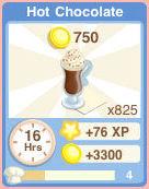 Bakery drink HotChocolate