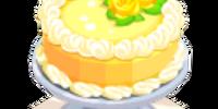 Citrine Cake