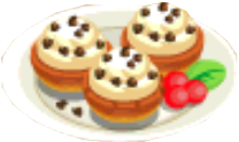 File:Pastry Cart-Cannoli plate.png