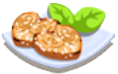File:French Cookie Oven-Palmier cookies plate.png