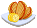 File:French Cookie Oven-Lemon Madeleines plate.png