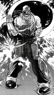 Mawashi uke