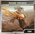 Steady Advance