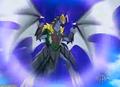 Iron drago using OSMA